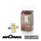 AutoMaxx ★RML80MT31 『亮白光』面發光LED T31車燈/小燈-快