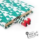 禮物myBookmark手工書籤-聖誕精靈靴(紅)