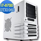技嘉Z370平台[戰略狂神]i7六核GTX1060獨顯電玩機