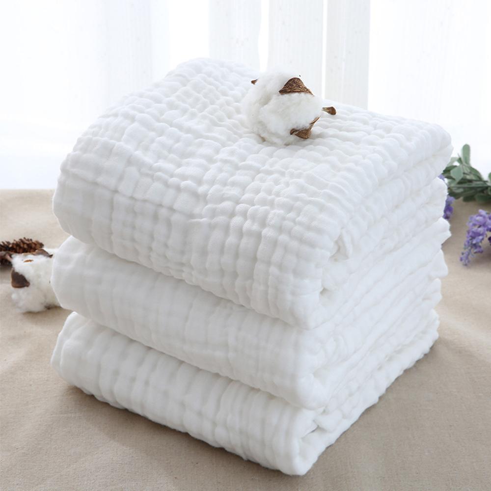 澎澎紗純棉6層紗布浴巾
