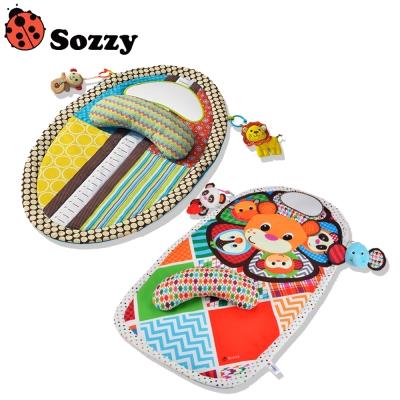 兒童防水動物遊戲毯-兩款