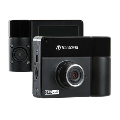 創見 DrivePro 520 雙鏡頭 GPS FullHD 1080P 行車紀錄器-快