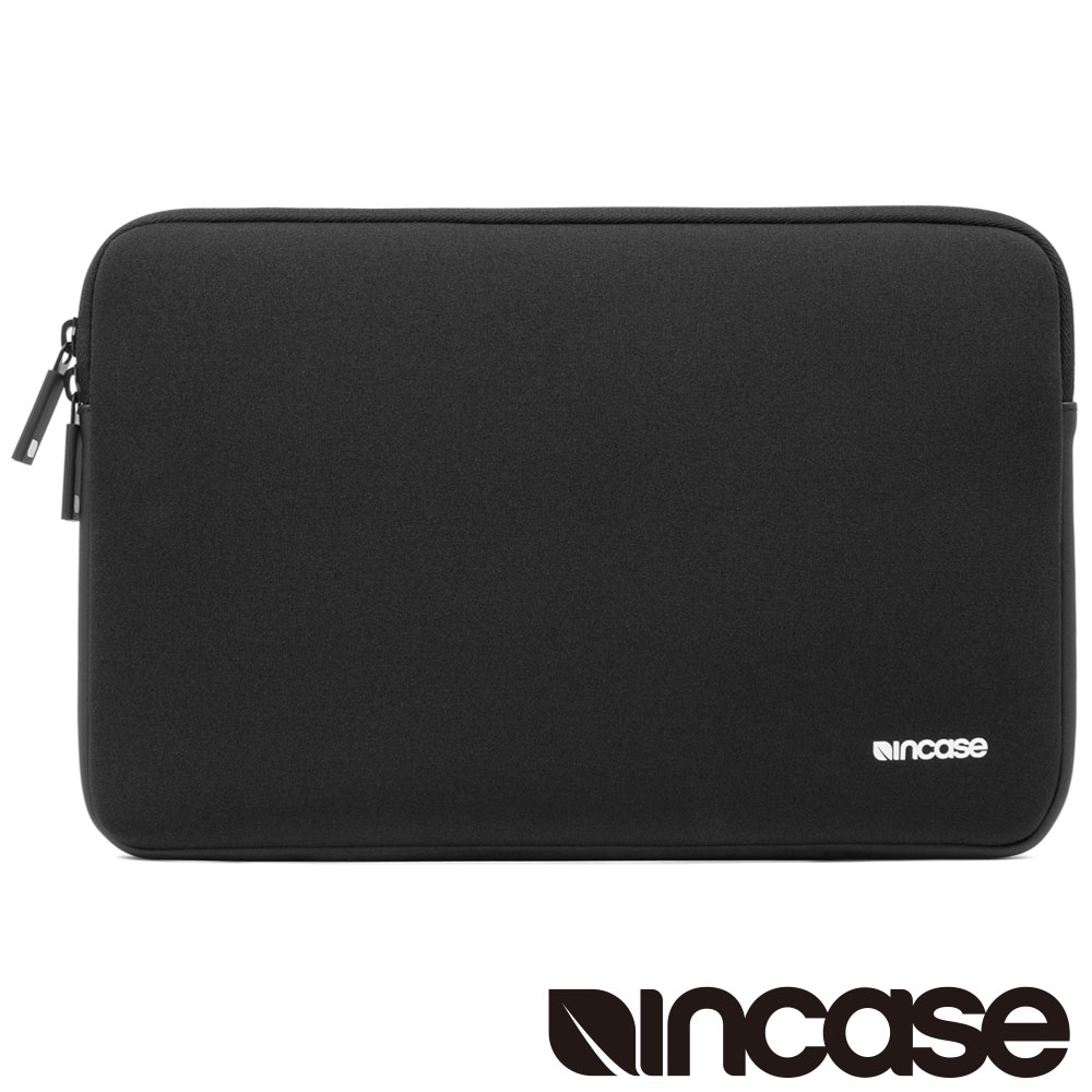 INCASE Neoprene Classic Sleeve 12吋 筆電內袋 / 防震包 (黑)
