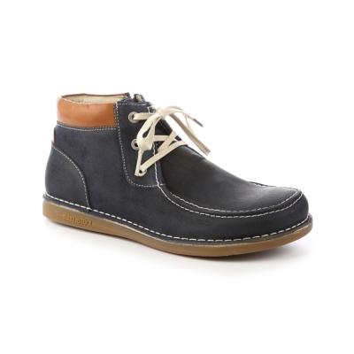勃肯BIRKENSTOCK408781帕薩迪納兒童長筒靴(深藍)