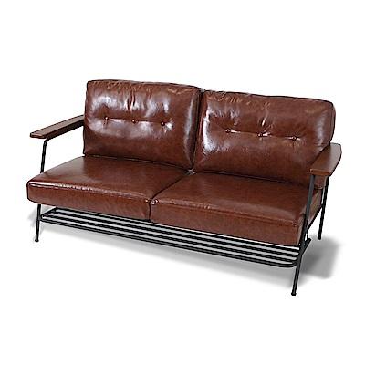 多瓦娜-梅西舒適拉釦大雙人沙發
