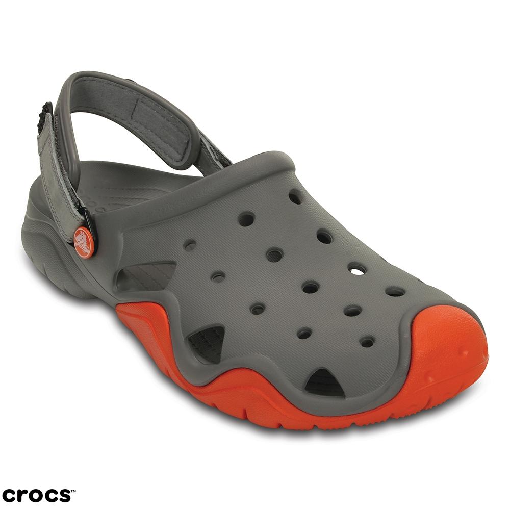 Crocs 卡駱馳 (男鞋) 激浪克駱格 202251-0V3