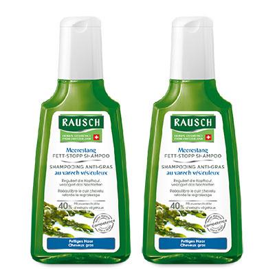 RAUSCH羅氏 海藻洗髮精200ml(2入組)