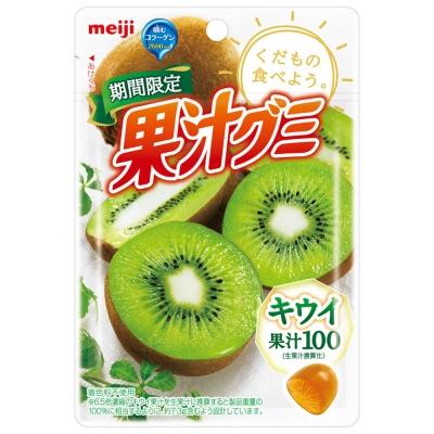 明治 果汁QQ軟糖-奇異果(47g)
