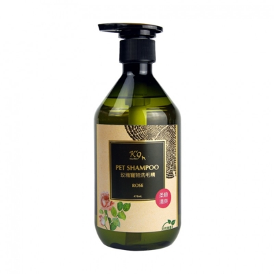 K 9  NatureHolic天然無毒洗劑專家 洗毛精  476 ml/瓶