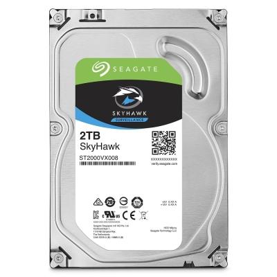 Seagate SkyHawk 監控鷹3.5吋 2TB 監控硬碟