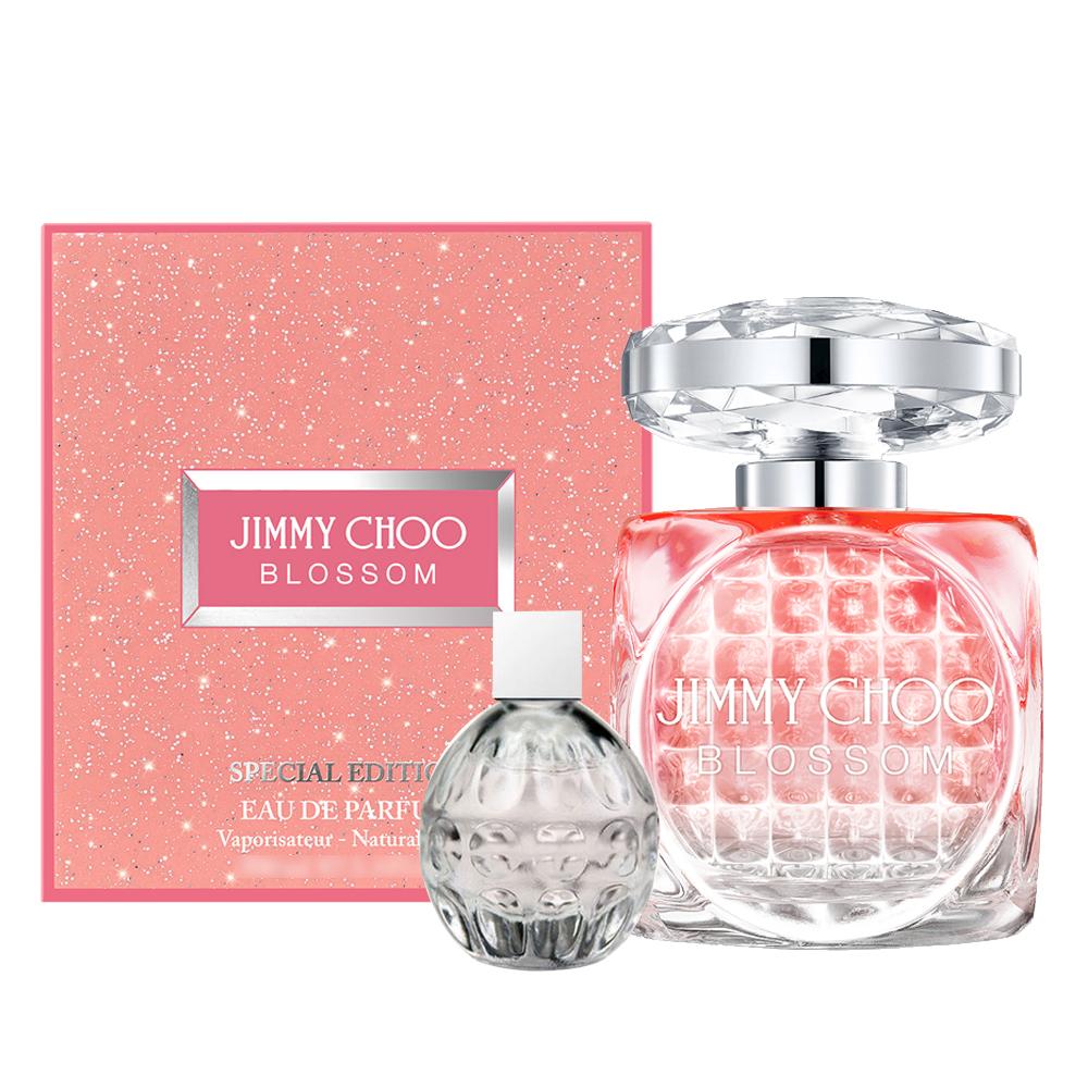 JIMMY CHOO 甜蜜繽紛女性淡香精60ml(加贈品牌小香)