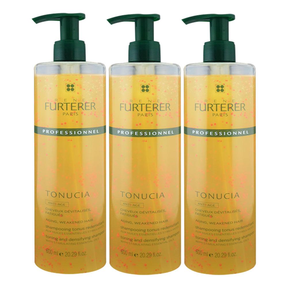 *RENE FURTERER 麥蛋白纖茁髮浴600mlx3入