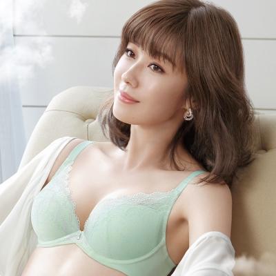推Audrey-舒波AIR 大罩杯B-E罩內衣(薄荷綠)