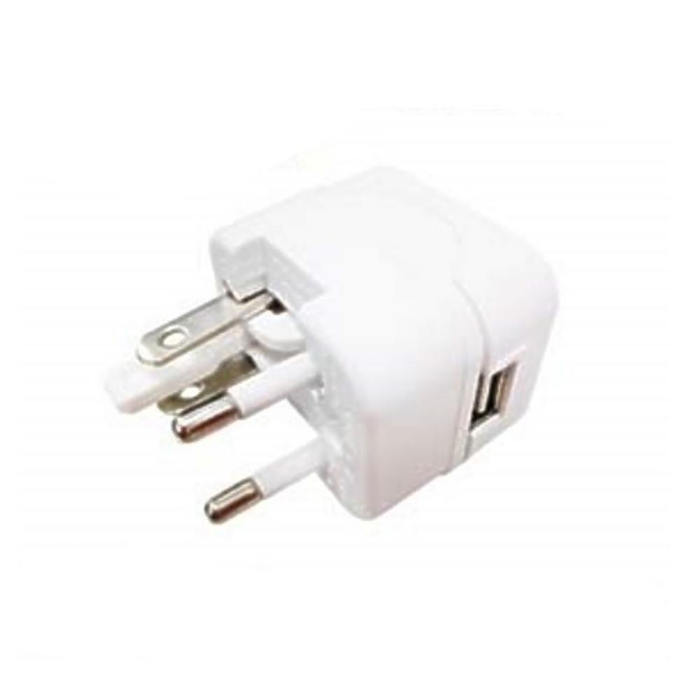 NICELINK USB萬用充電器/全球通用型-2入(US-T11A(W))
