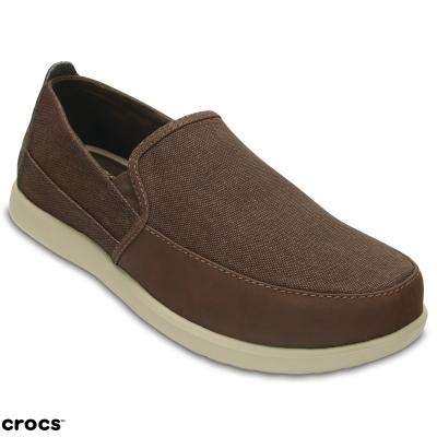Crocs卡駱馳(男) 聖克魯茲風尚便鞋-204241-23D