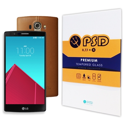 PSD LG G4 9H 0.33m鋼化玻璃保護貼 強化玻璃貼