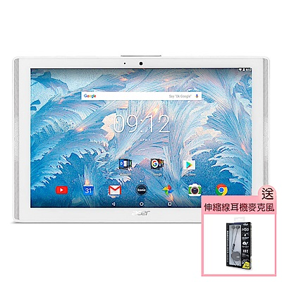 acer  Iconia One 10 ACER Iconia One 10 B3-A40 10吋四核WiFi/16G-白色