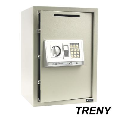TRENY三鋼牙 電子式側投入型保險箱 大(50EA-DS)