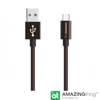 AmazingThing Micro USB 快速充電傳輸線(1M)