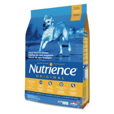 美國Nutrience紐崔斯 雞肉+田園蔬果成犬配方 2.5kg 1入