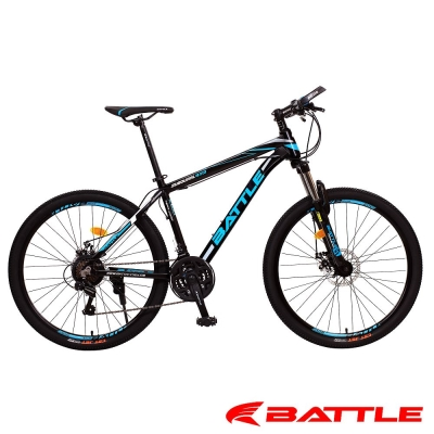 【BATTLE】 BMA-700 豪華版 搭配 Shimano 21速 登山車