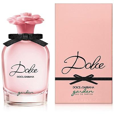 DOLCE&GABBANA Dolce恬蜜花園女性淡香精50ML(贈隨機名牌小香)