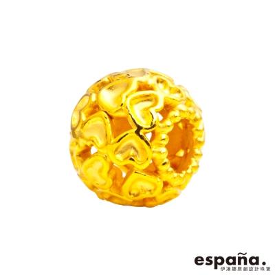 ESPANA伊潘娜 我心歸屬黃金串珠