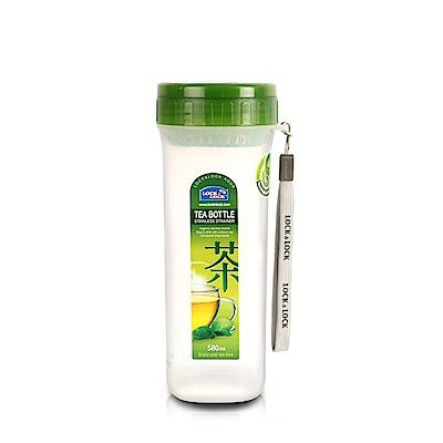 樂扣樂扣 PP濾茶杯580ML不鏽鋼濾網-綠色(快)