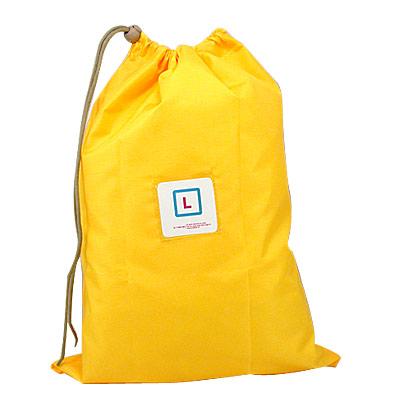 iSFun 旅行專用 防水收納束口袋 隨機色3入