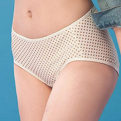 嬪婷 F.T.C 輕甜深V 系列 M-LL 低腰平口生理褲(輕甜黃)