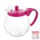 【iwaki】耐熱玻璃茶壺640ml(粉) product thumbnail 1