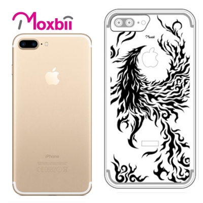 Moxbii iPhone 7 Plus 5.5吋 simpOcase光雕殼-燁...