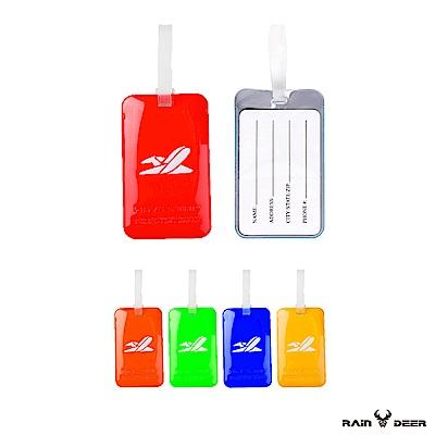 RAIN DEER 果漾行李箱吊牌(3入隨機出貨)