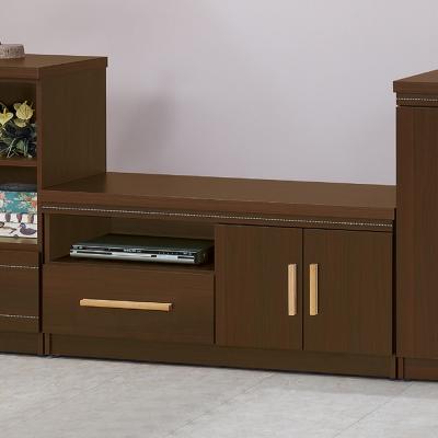Bernice-班利4尺電視櫃/長櫃(兩色可選)-119x40x53cm