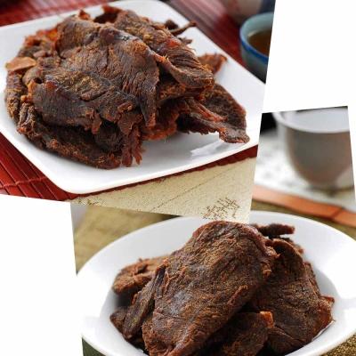 【良金】綜合牛肉乾- 原味*3+黑胡椒*2(100g±10%/包)