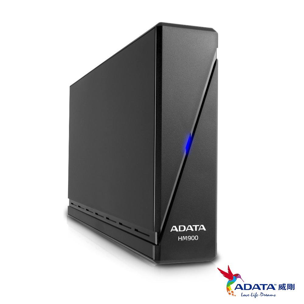ADATA威剛 HM900 6TB USB3.0 3.5吋 外接硬碟