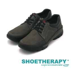 SAPATOTERAPIA 巴西時尚簡約休閒皮鞋 男鞋-黑