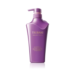 TSUBAKI 上質豐盈潤髮乳(軟塌髮適用) 500mL