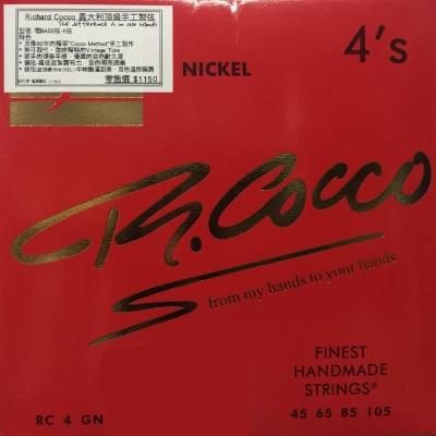 Richard Cocco RC4GN 45105 貝斯四弦套弦
