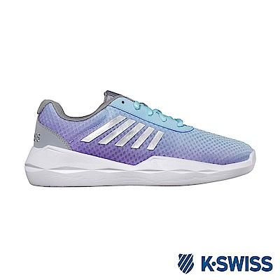 K-Swiss lnfinite Function輕量訓練鞋-女-紫藍/白