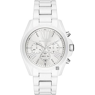 Michael Kors Bradshaw 最佳時尚計時手錶(MK6585)-44mm