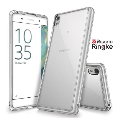 RINGKE Sony Xperia XA Fusion 透明背蓋防撞手機殼
