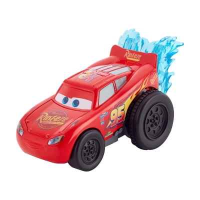 Cars 汽車總動員3-噴水小汽車-Lightning Mcqueen(3Y+)