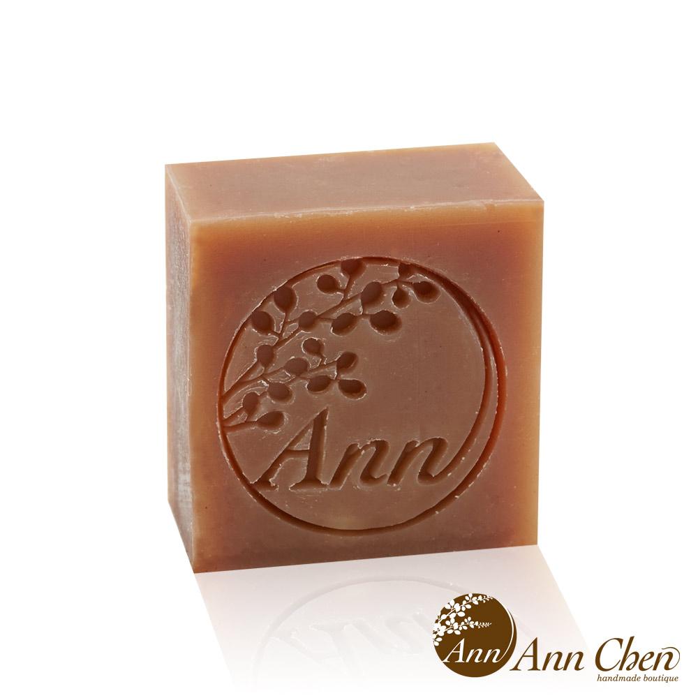 陳怡安手工香皂-蜂蜜黑糖皂80g(洗顏皂系列)