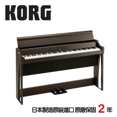KORG G1 88鍵數位電鋼琴 經典深原木色款 旗艦機種