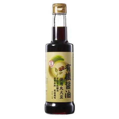 金蘭 有機醬油(310ml)