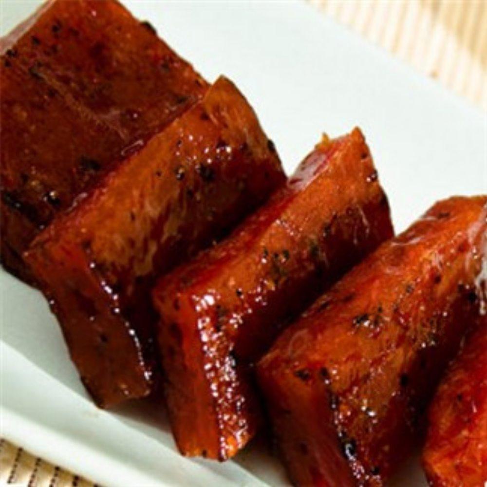 南門市場快車肉乾 招牌特厚黑胡椒豬肉乾(95g)(獨立小包裝)