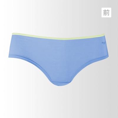 sloggi-Sporty動力系列 平口內褲M-EL(海洋藍)