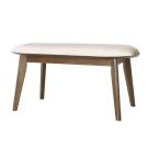 Bernice-雅諾4尺皮面長凳-120x45x51cm