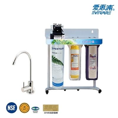 愛惠浦-EVERPURE-公司貨淨水器-QL3-S